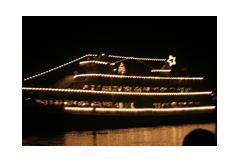 The Argosy Christmas Ship